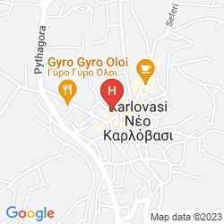 Karte ERATO