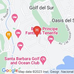 Karte GRAND MUTHU GOLF PLAZA