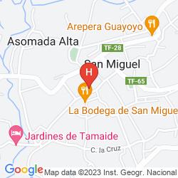Karte RURAL SAN MIGUEL