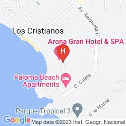 Karte H10 BIG SUR ONLY ADULTS