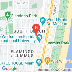 Karte WASHINGTON PARK