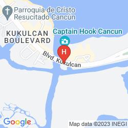 Karte BE LIVE PALM BEACH