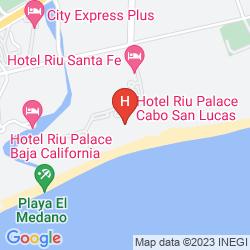 Karte RIU SANTA FE