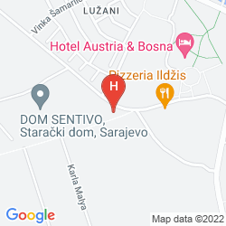 Karte CASA GRANDE