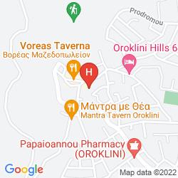 Karte ANTONIS G HOTEL APARTMENTS