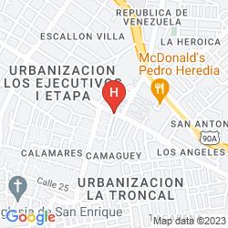 Karte REGATTA CARTAGENA