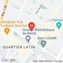 Karte LELUX