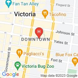 Karte DALTON HOTEL & SUITES