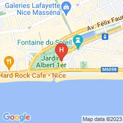 Karte ALBERT 1ER