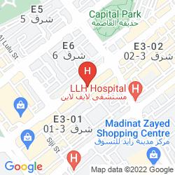 Karte NOVEL HOTEL CITY CENTER