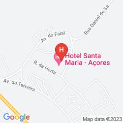 Karte SANTA MARIA