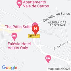 Karte  ALPINUS ALGARVE