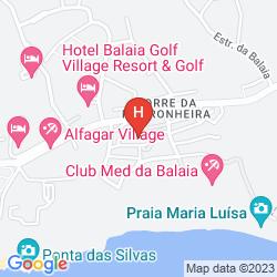 Karte BALAIA MAR