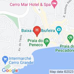 Karte PATEO VILLAGE