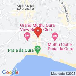Karte APARTAMENTOS SOLDOIRO