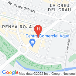Karte PRIMUS VALENCIA