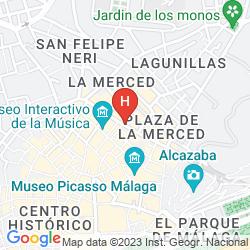 Karte DEL PINTOR