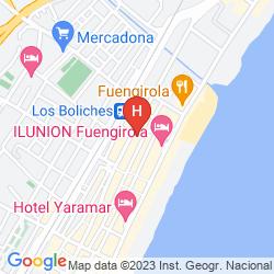 Karte LA JABEGA