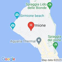 Karte OLIVI THERMAE & NATURAL SPA