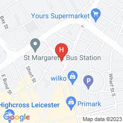 Karte SKY PLAZA HOTEL