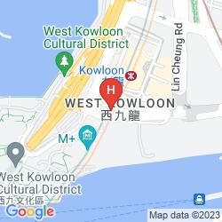 Karte W HONG KONG