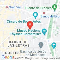 Karte HOSTAL OPORTO