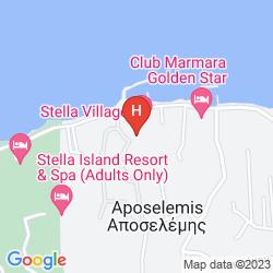 Karte STELLA PALACE