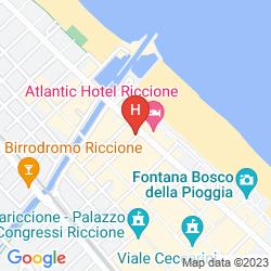 Karte SUITE HOTEL MAESTRALE