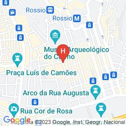 Karte DO CHIADO