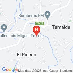 Karte RURAL LA CORREA