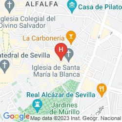 Karte REY ALFONSO X