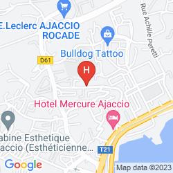 Karte CASTEL VECCHIO