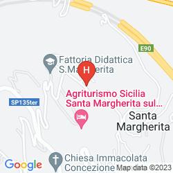 Karte AGRITURISMO SANTA MARGHERITA