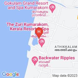 Karte ZURI