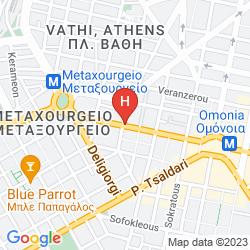 Karte ACHILLION