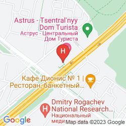 Karte ASTRUS