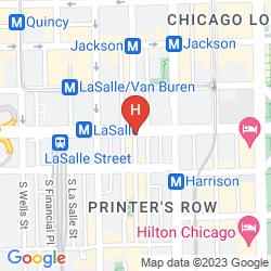Karte BLAKE HOTEL, AN ASCEND HOTEL COLLECTION MEMBER