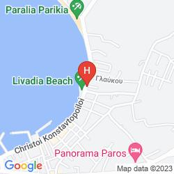Karte ALKYON PAROS