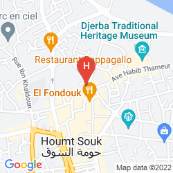 Karte HAROUN
