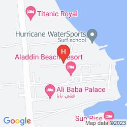 Karte JASMINE VILLAGE