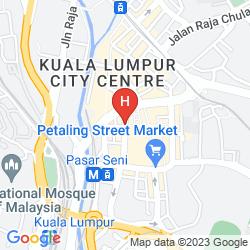 Karte MALAYA