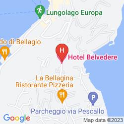 Karte BELVEDERE
