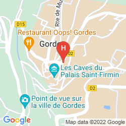 Karte NOTRE DAME DE LUMIRES