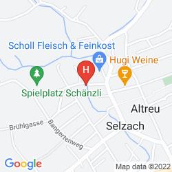 Karte H4 HOTEL SOLOTHURN