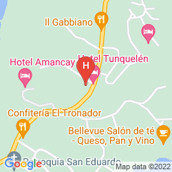Karte TUNQUELEN