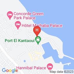 Karte MARHABA PALACE