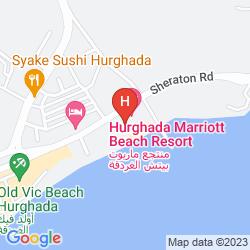 Karte COMFORT BEACH RESORT