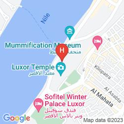 Karte MERCURE INN CORALIA HOTEL