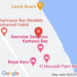 Karte SENTIDO BELLEVUE PARK