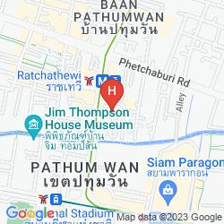 Karte VIE HOTEL BANGKOK, MGALLERY HOTEL COLLECTION